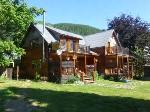 Kaslo Manor Lodge